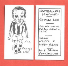 West Bromwich Albion George Lee 522